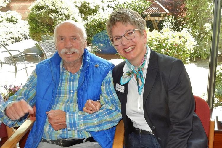 Frau Wirtz und Herr Sauerberg